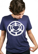 Chainring Heart